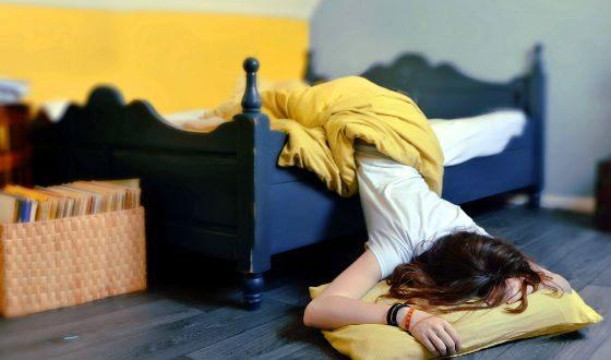 Спите не меньше 7 часов в сутки