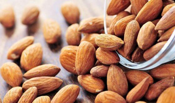 Миндаль снижает «плохой» холестерин в крови