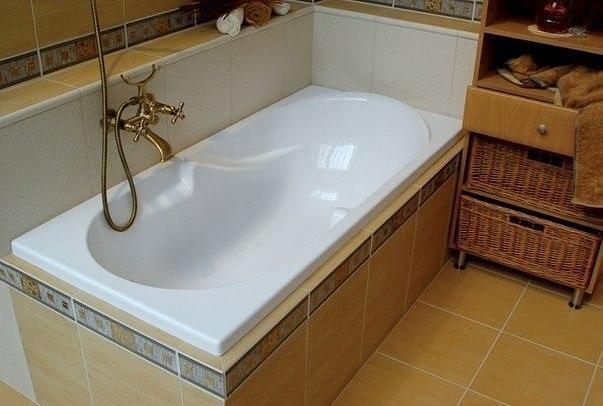 Простой способ как отбелить ванну без химии