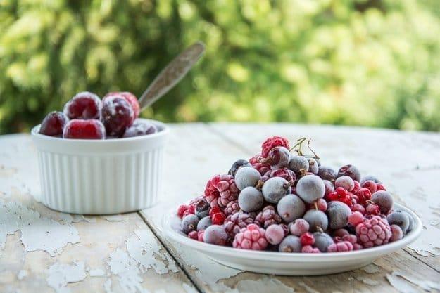 УзнавайТут Заморозка овощей и фруктов на зиму