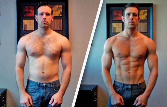 УзнавайТут Почему сначала нужно убрать жир перед набором мышечной массы?