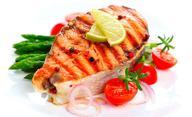 Рыба белок для набора мышечной массы