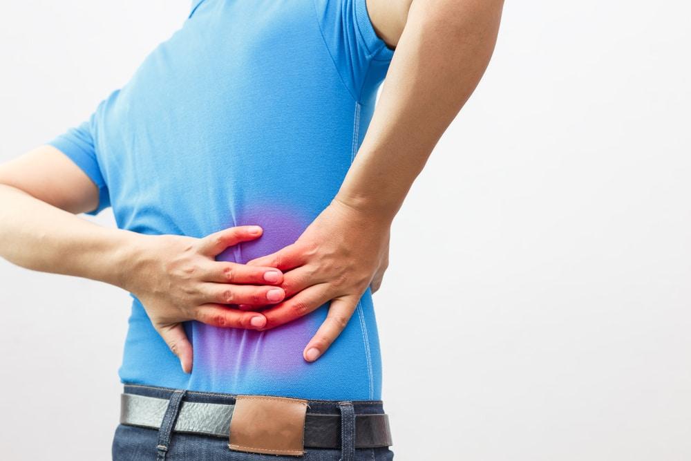Комплекс упражнений при острых болях в пояснице.