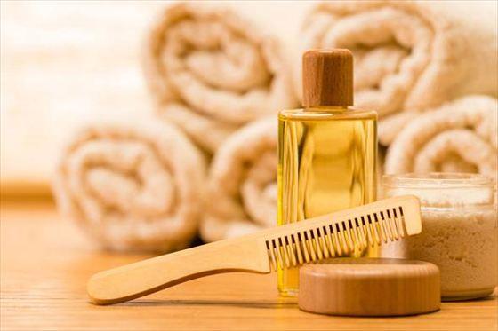 Масляная терапия для волос