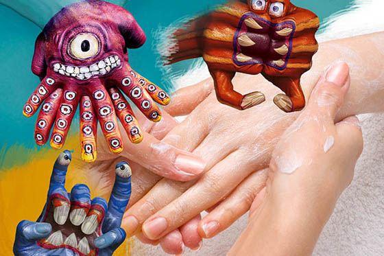 Чтобы не заразиться ротавирусом, мойте руки