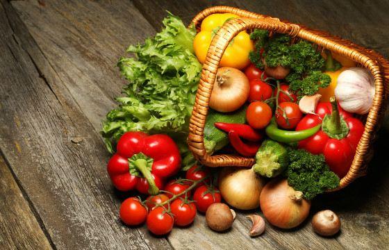 Фрукты и овощи не содержат глютен