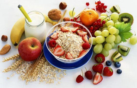 Здоровое питание может включать продукты с глютеном