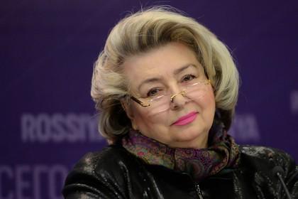 Заслуженный тренер Татьяна Тарасова попала в больницу