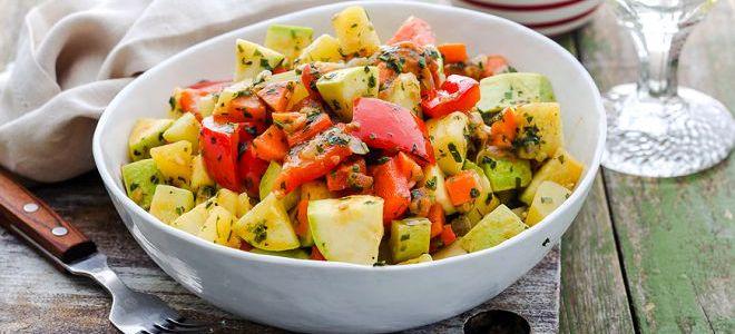Как приготовить овощное рагу без масла