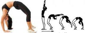УзнавайТут Гимнастическое упражнение мостик:как научиться делать дома