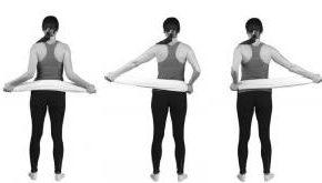 УзнавайТут Гимнастика Дикуля: упражнения для спины и позвоночника часть2