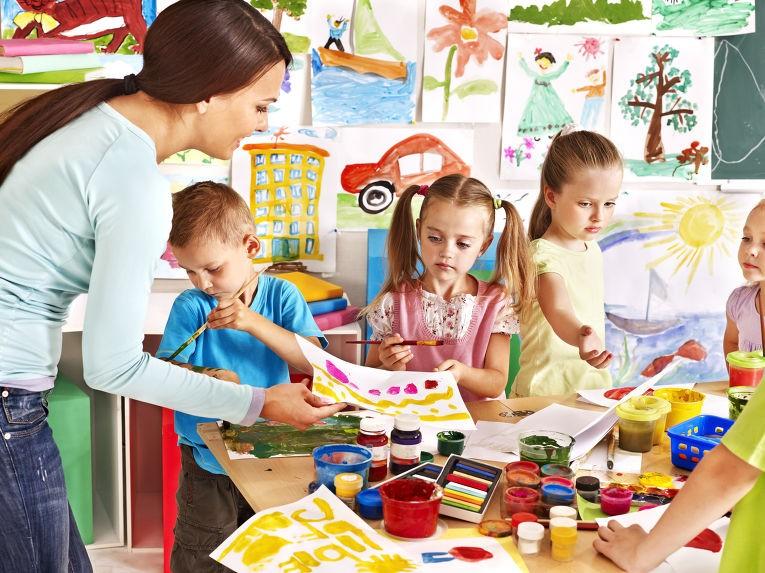 Как привыкнуть ребенку в детском саду