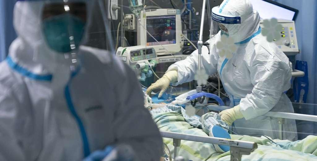 Вылечили первую заболевшую коронавирусом в Китае