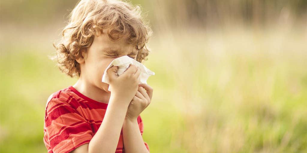 Аллергический кашель у детей симптомы лечение