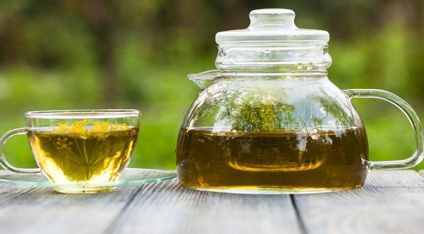 Укропный чай польза и приготовление