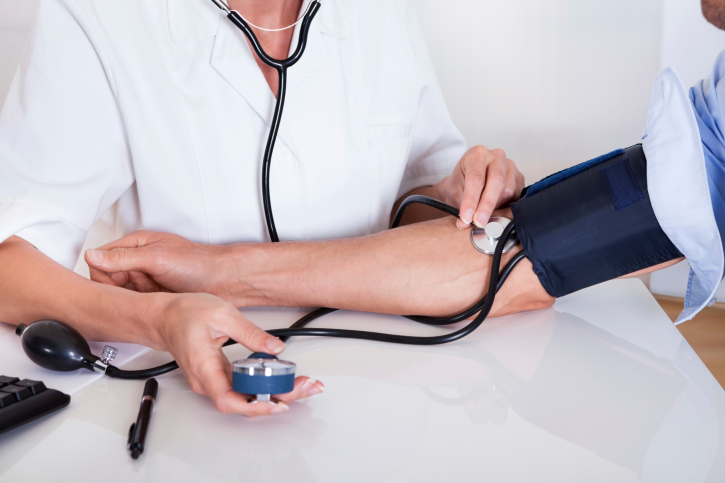 Гипертония - повышенное артериальное давление